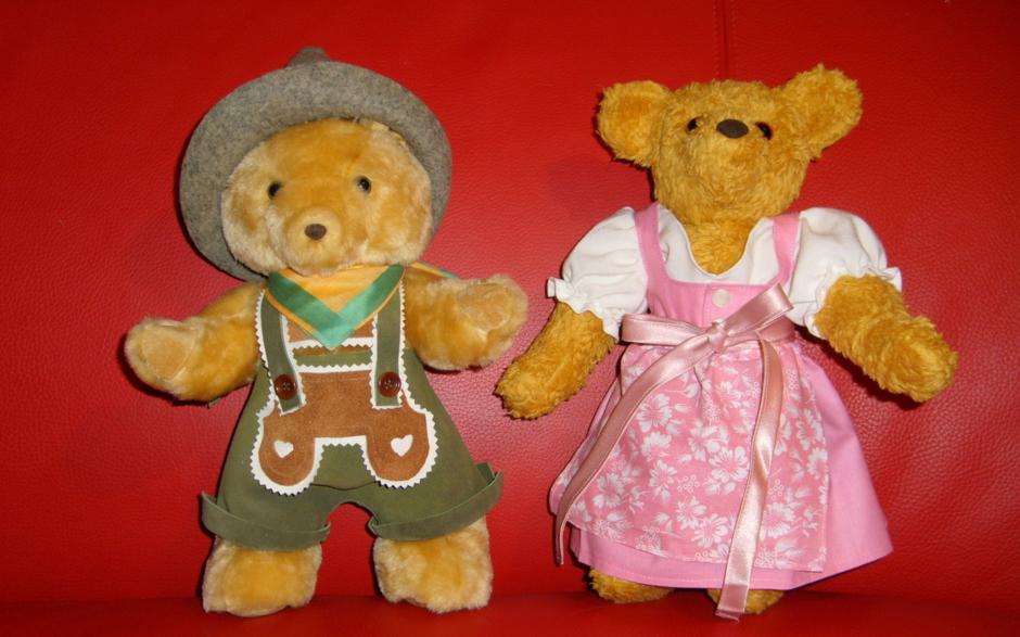 Willkommen bei Pia`s Hobbys - Teddybären